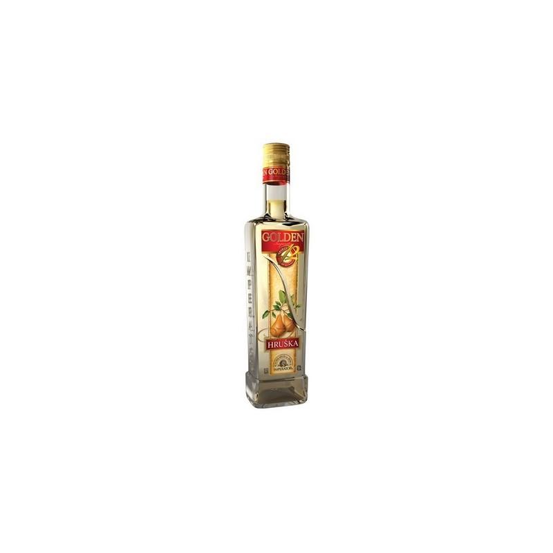 HRUŠKA GOLDEN LIEHOVINA 38% 0,5l