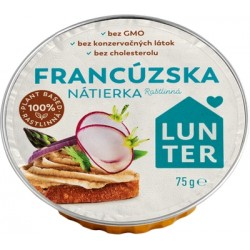 PAŠT. NÁTIERKA FRANCÚZSKA 75g AL LUNTER