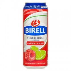 BIRELL NEALKO LIMETKA+MALINA 0,5L PLECH.