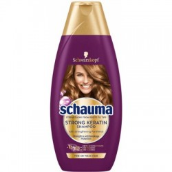 ŠAMP. SCHAUMA KERATIN STRONG 400ml