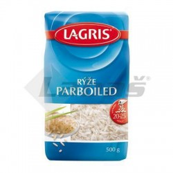 RYŽA PARBOILED 500g LAGRIS