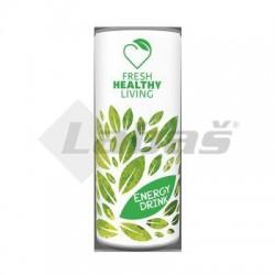 NÁPOJ ENERG. 250ml FRESH HEALTHY LIVING