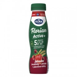 NÁPOJ JOG. FLORIAN ACTIVE DRINK JAHODA-BRUSNICA-ŽI