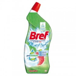 ČIST. WC BREF PRO NATURE GRAPEFRUIT 700ml