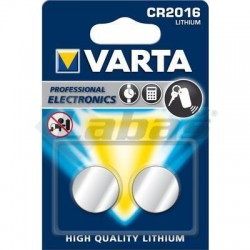BAT. VARTA ELECTRONICS CR2016 2ks BLISTER -4008496