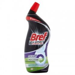 ČISTIČ WC BREF 10x EFFECT 700ml