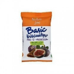 SUŠIENKY BASIC BISCUITS PH+ FIGA 50g NATURE LINE B