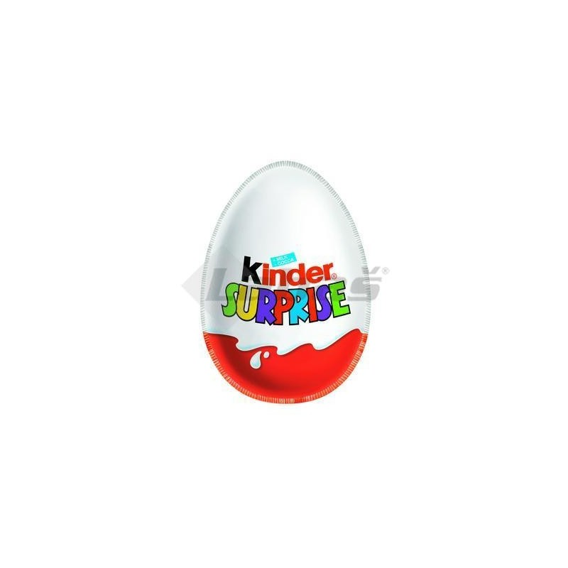 KINDER VAJÍČKO SURPRISE S PREK. 20g