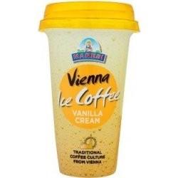 KÁVA ĽADOVÁ MARESI VIENNA ICE COFFEE VANILLA CREAM