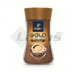 KÁVA INST. GOLD SELECTION CREMA 180g TCHIBO