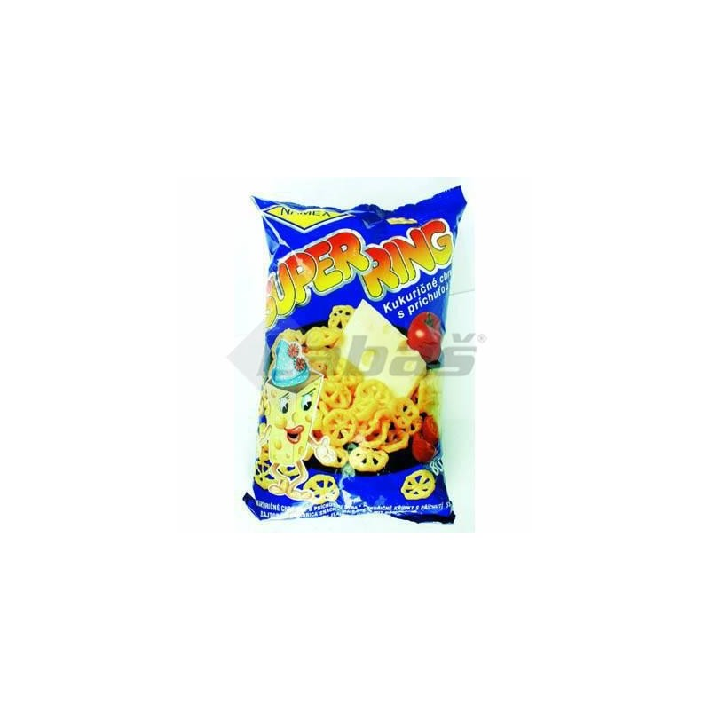 SNACK SUPER RING SYROVY 60g NAMEX