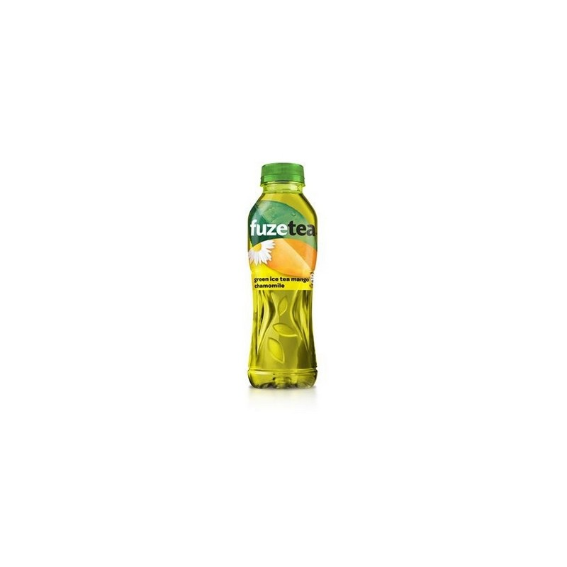 FUZE TEA ZELENÝ MANGO HARMANČEK  500ML