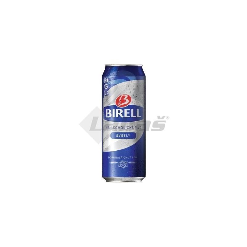 PIVO BIRELL NEALKO 0,5l PLECH