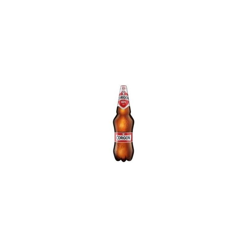 Pivo corgoň 10% 1,5l