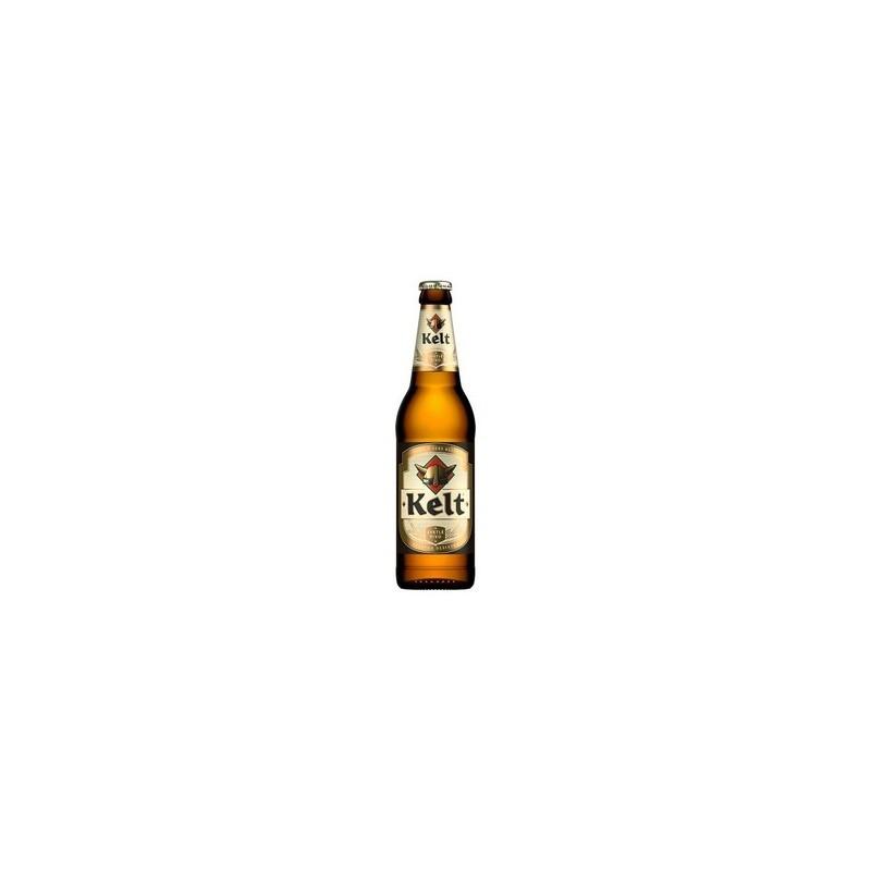 Pivo KELT 10% 0,5l fľaša