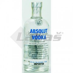 VODKA ABSOLUT 40% 0,7l