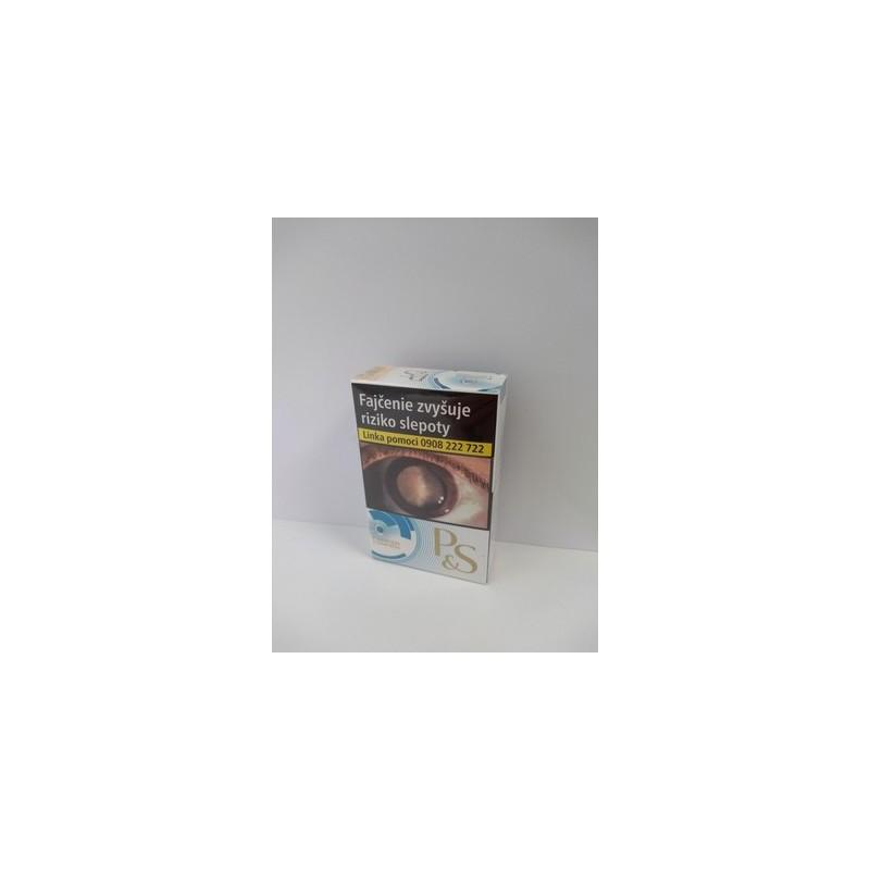 PS DUO WHITE CBF KS BOX 20 /3,30/G
