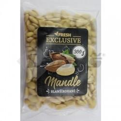 MANDLE BLANŠÍROVANÉ 300g FRESH EXCLUSIVE