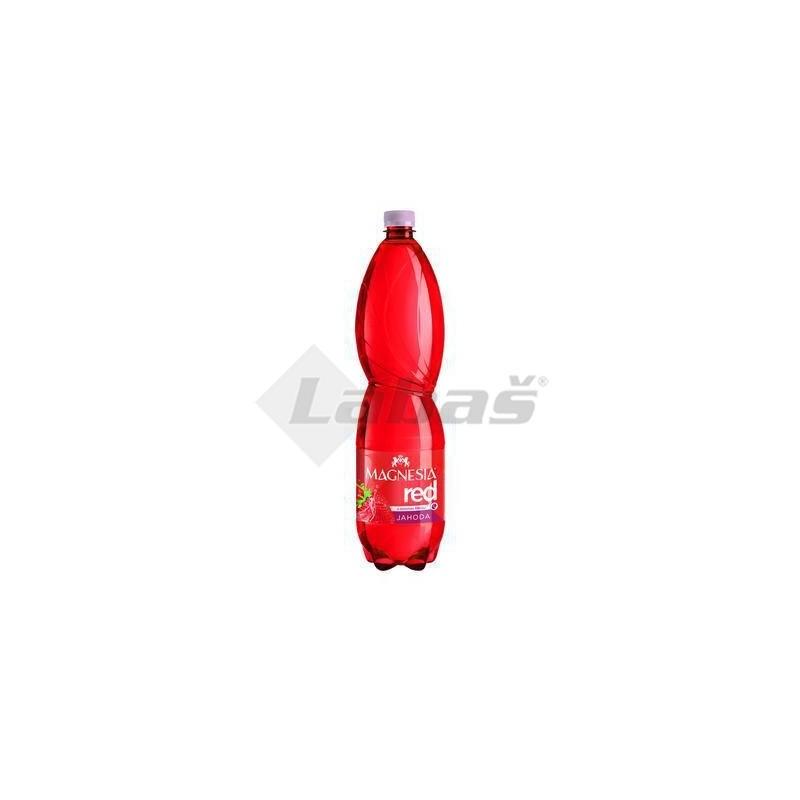 MAGNESIA RED JAHODA 1,5l