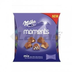 DEZERT MILKA MOMENTS MINI ASSORTMENT MIX 97g