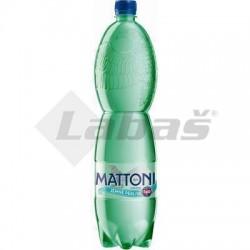 MATTONI JEMNE PERLIVÁ 1,5l