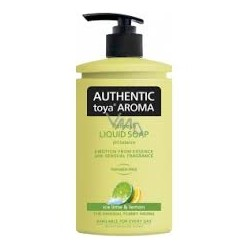 MYDLO TEK. AUTHENTIC TOYA AROMA ICE LIME & LEMON 4