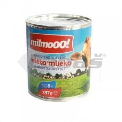 MLIEKO KONDENZOVANĚ SLADENÉ 397g MILMOOO
