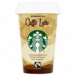 KÁVA ĽADOVÁ CAFFE LATTE 0,22l STARBUCKS