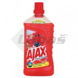 ČIST. PROS. AJAX FLORAL FIESTA RED FLOWERS 1l -273