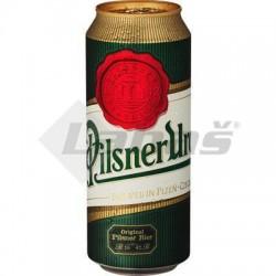 PIVO PILSNER URQUELL 12% 0,5l PLECH