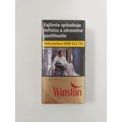WINSTON GOLD RED KS Box 20 /3,40€/ G TTT