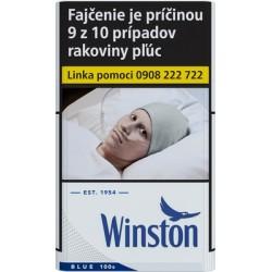 WINSTON BLUE 100 Box 20 /3,40€/ G TTT